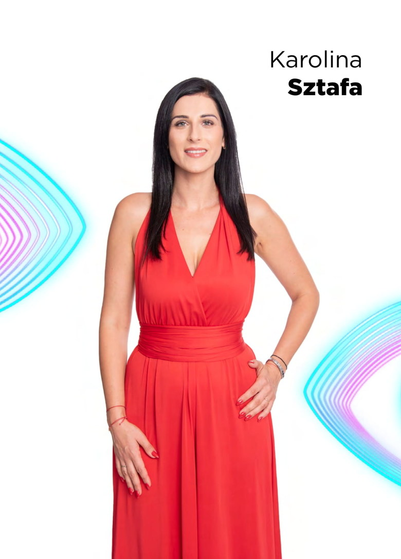 Karolina Sztafa - materiał promocyjny /TVN