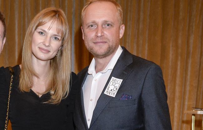 Karolina Szymczak i Piotr Adamczyk /Niemiec /AKPA