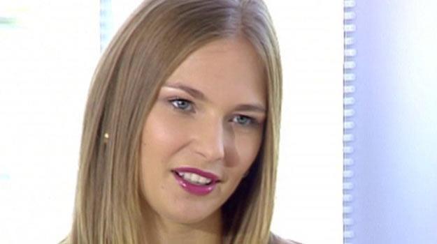 """Karolina Szymczak zaczynała od """"Playboya"""" /TVP"""