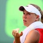 Karolina Woźniacka i Samatha Stosur odpadły z turnieju WTA w Pradze