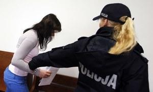 Karolina Z. została skazana na 8 lat więzienia /Andrzej Grygiel /PAP