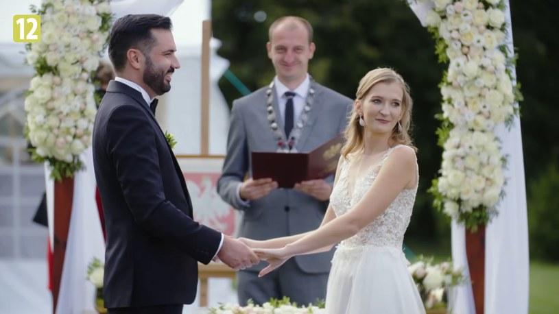 Karolowi na żonę wybrano Igę /player.pl /TVN