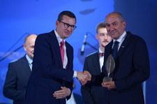 Karpacz. Premier Słowenii Janez Jansza Człowiekiem Roku 2020 Forum Ekonomicznego