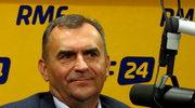 Karpiński o swojej rezygnacji: Zapłaciłem cenę polityczną
