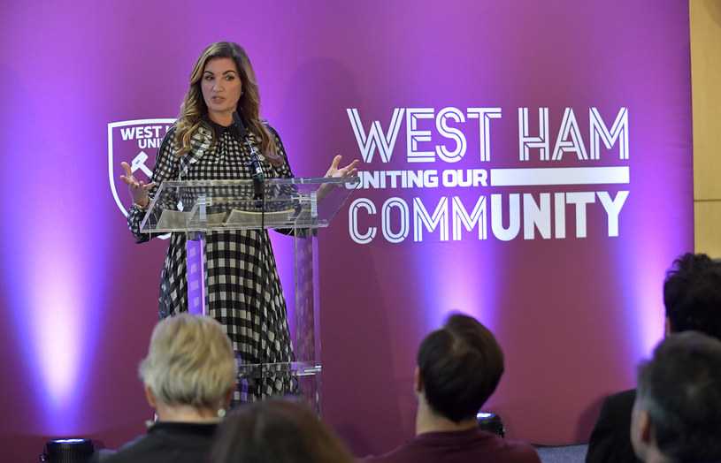 Karren Brady /Getty Images
