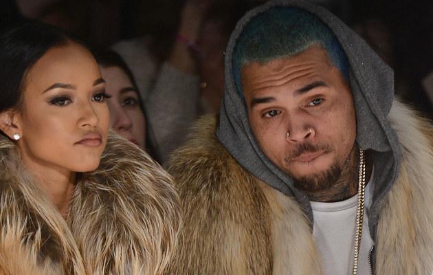 Karrueche Tran zawiodła się na Chrisie Brownie /Noam Galai /Getty Images