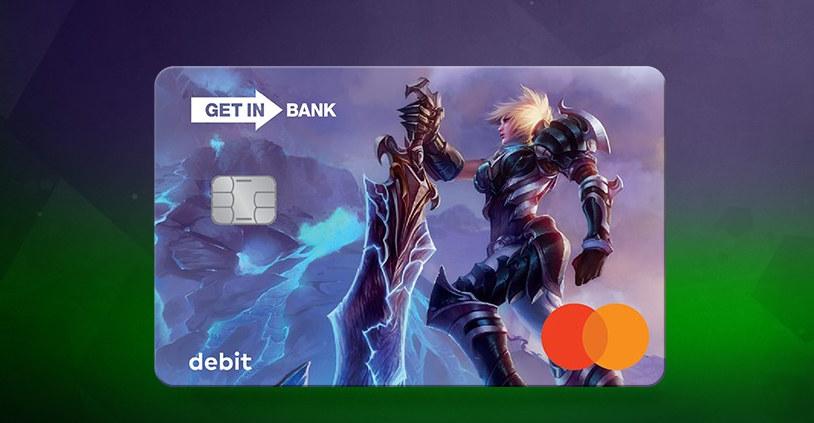 Karta Getin Bank /materiały prasowe