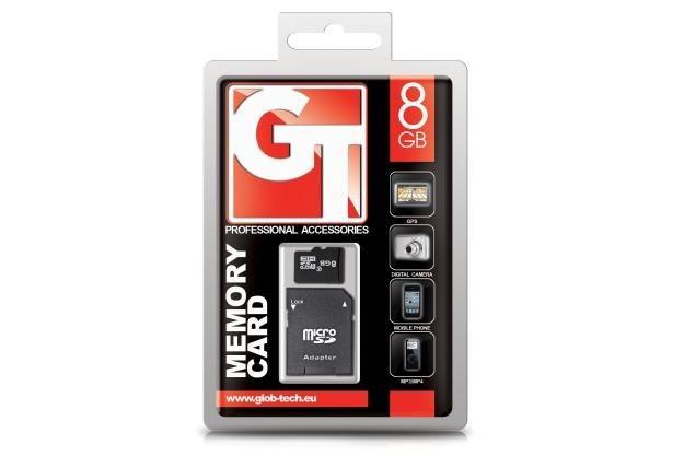 Karta pamięci MicroSDHC od GT /materiały prasowe