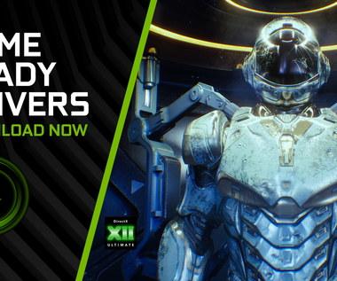 Karty graficzne NVIDIA zapewniają obsługę pełnego zestawu funkcji Microsoft DirectX 12 Ultimate
