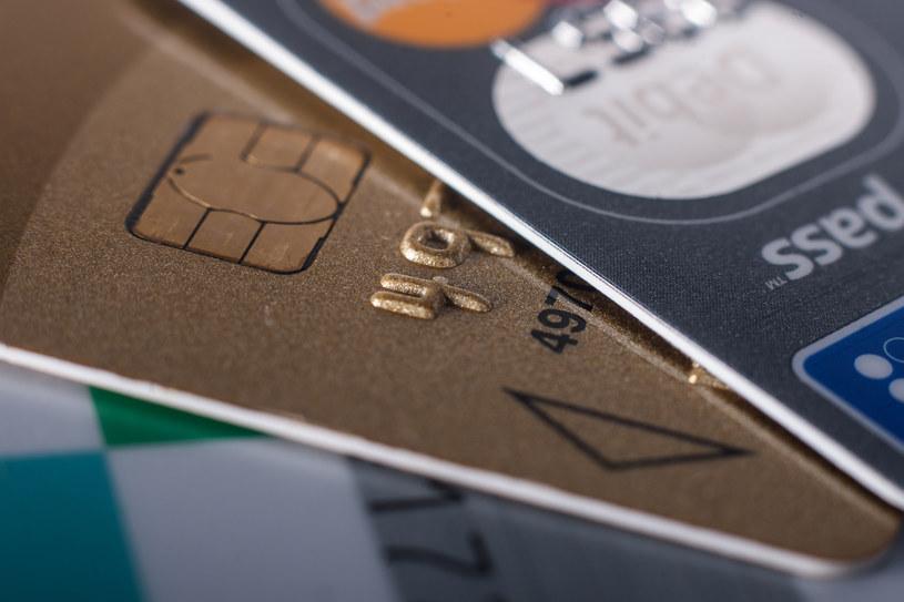 Karty kredytowe; zdj. ilustracyjne /Rafał Kuźma /Agencja FORUM