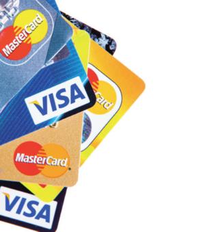 karty płatnicze /Motor