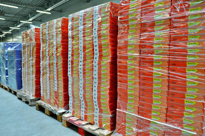 Karty z niepołomickiej fabryki wysyłane są na cały świat /INTERIA.PL/materiały prasowe