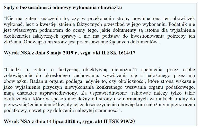 Kary dla podatników /Gazeta Podatkowa