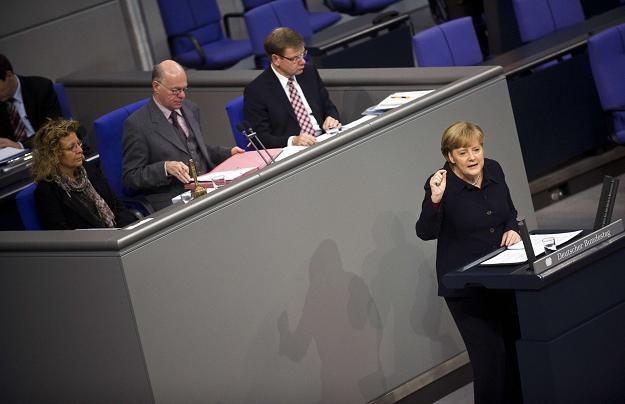 """Kary zapadać będą z """"półautomatu"""" pod niemieckie dyktando? /AFP"""