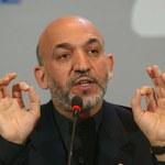 Karzaj apeluje do NATO: Nie zabijajcie cywilów