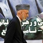 Karzaj gotów jest rozmawiać z talibami. Ale stawia warunki