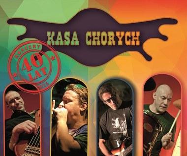 """Kasa Chorych na jubileusz: """"40 lat - live"""""""