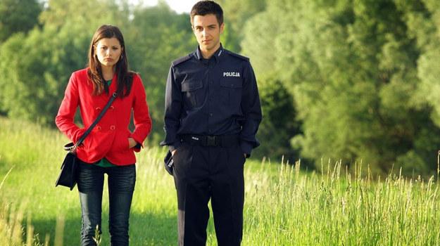 Kasia (Agnieszka Sienkiewicz) i Robert (Paweł Góralski) /fot  /MTL Maxfilm