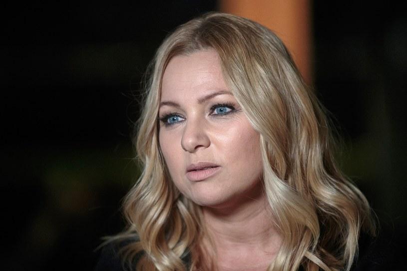 Kasia Bujakiewicz przez lata zapewniała, że ślub nie zależy jej na tym, by wziąć ślub /East News
