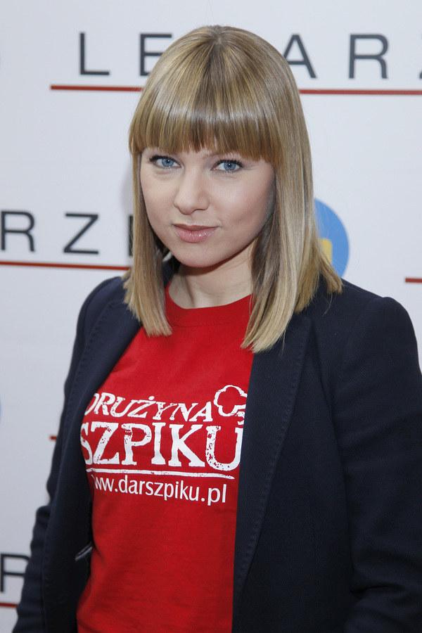 Kasia Bujakiewicz /- /AKPA