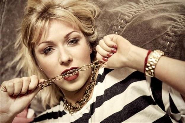 """Kasia Cerekwicka: """"Nie jestem straszną babą"""" /Sony Music"""