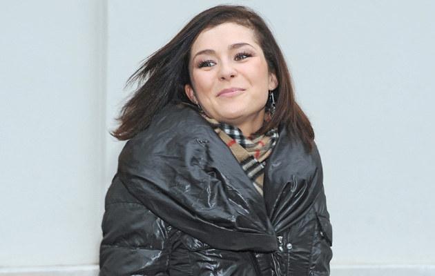 Kasia Cichopek, fot.Andras Szilagyi  /MWMedia