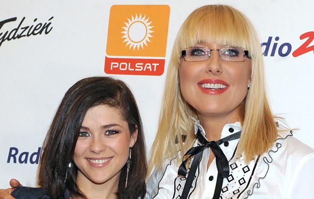 Kasia Cichopek i Agata Młynarska zaprzyjaźniły się kilka lat temu /Andras Szilagyi /MWMedia