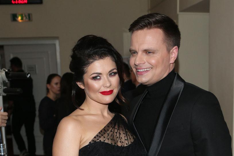 Kasia Cichopek i Marcin Hakiel stworzyli kochającą się rodzinę /VIPHOTO /East News