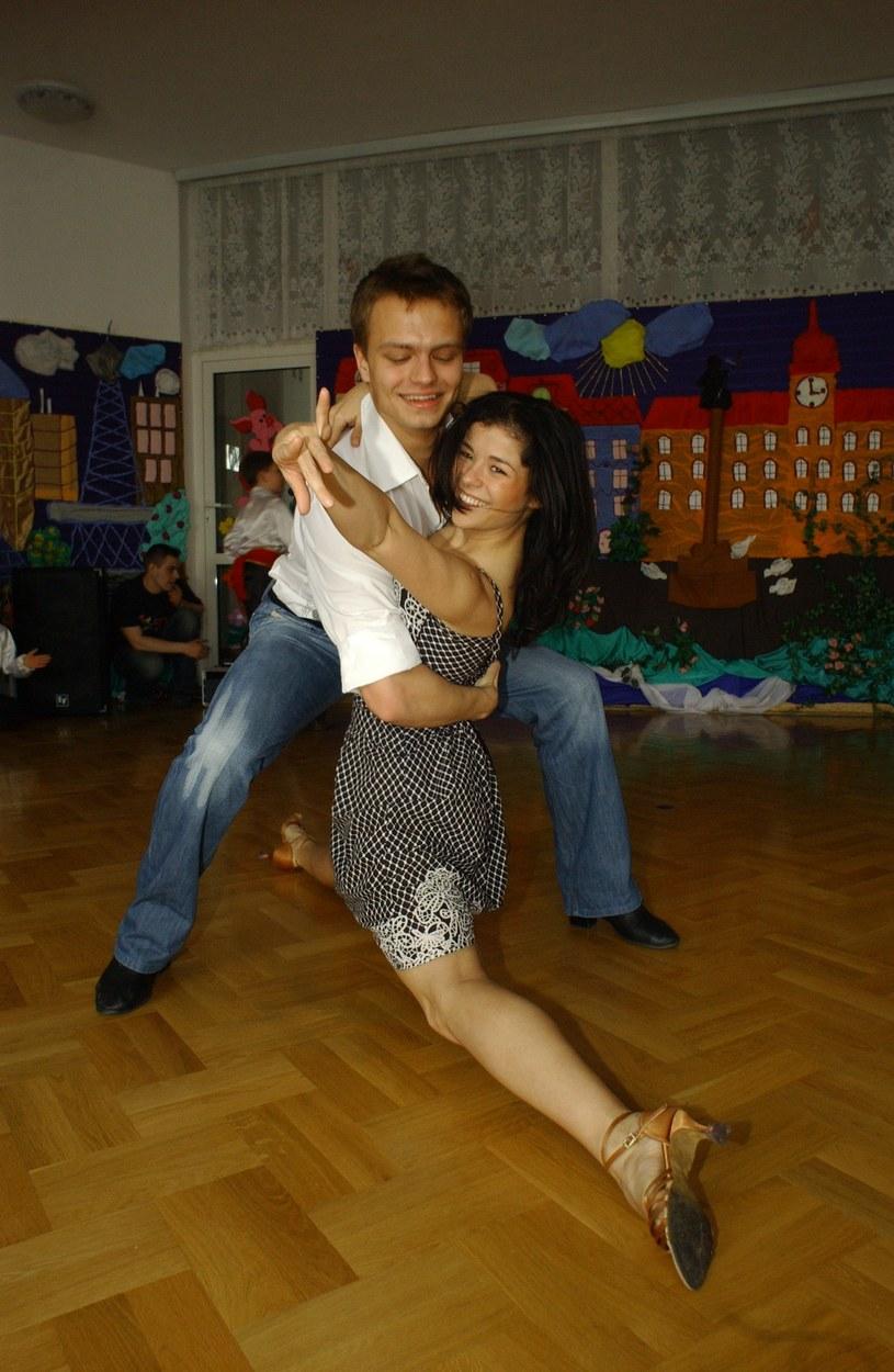 Kasia Cichopek i Marcin Hakiel /- /MWMedia