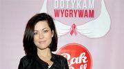 Kasia Cichopek namawia Polki do samobadania piersi