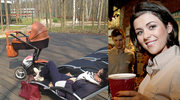 """Kasia Cichopek odpoczywa na wakacjach i """"spokojnie pije kawę"""", a dziećmi zajmuje się niania"""