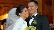 Kasia Cichopek świętuje z mężem rocznicę ślubu