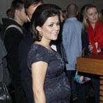 Kasia Cichopek w zaawansowanej ciąży
