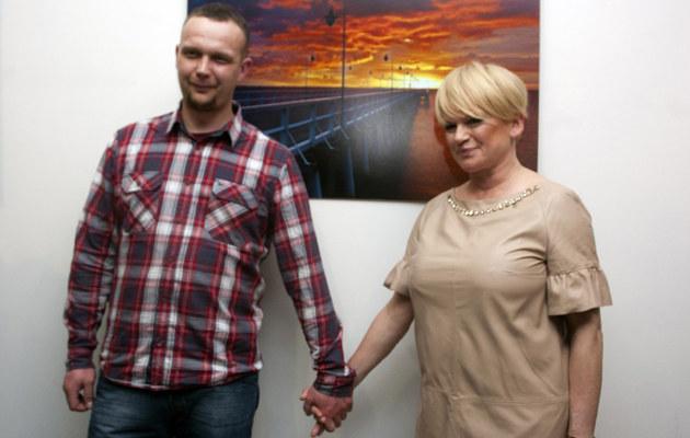 Kasia Figura i Marcin Michna /Marek Michalak /East News