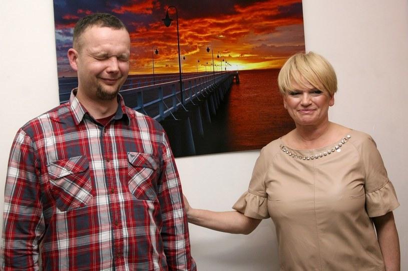 Kasia Figura i Marcin Michna /East News