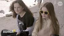 """Kasia Figura pokazała córki w telewizji! """"To Kaszmirka wymyśliła to nasze życie w Gdyni"""""""
