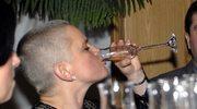 Kasia Figura w roli alkoholiczki. Nie za wcześnie?