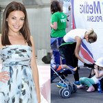 Kasia Glinka: Moim synkiem zajmuje się niania