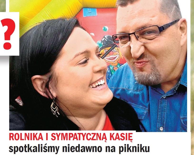 Kasia i Adam /- /Rewia