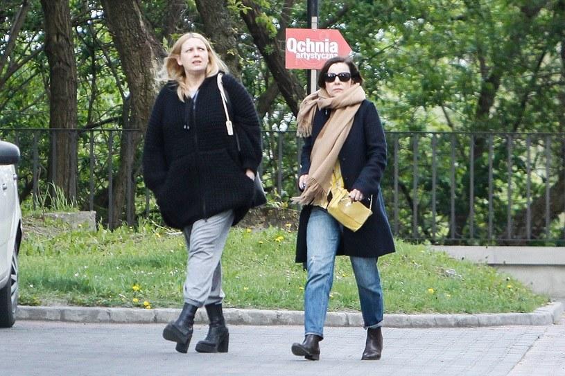 Kasia i Agata przyjaźnią się od lat! /Foto IP
