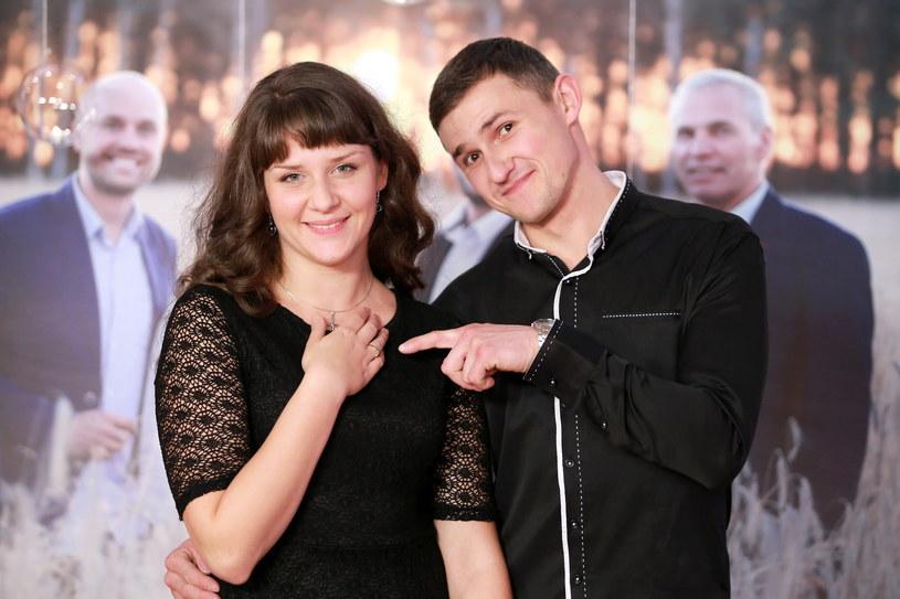 Kasia i Dawid /Wojtek Kurczewski /Agencja FORUM