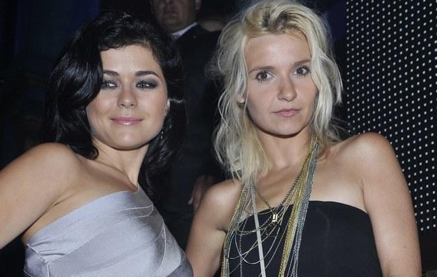 Kasia i Joanna kiedyś się przyjaźniły! /Antoniak /MWMedia