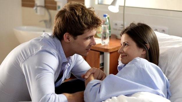 Kasia i Marcin będą mieli syna! /www.mjakmilosc.tvp.pl/
