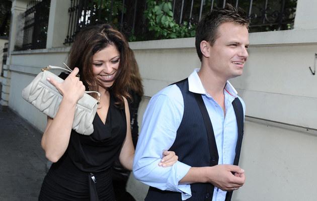 Kasia i Marcin, fot.Andras Szilagyi  /MWMedia