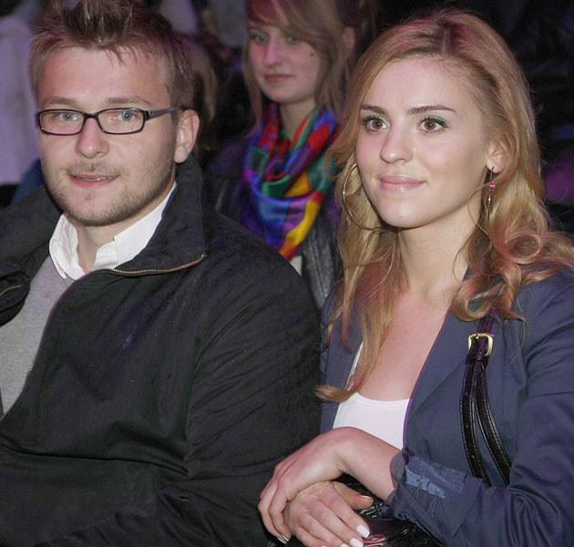 Kasia i Staszek na festiwalu Top Trendy w Sopocie w 2010 roku. /Jarosław Wojtalewicz /AKPA
