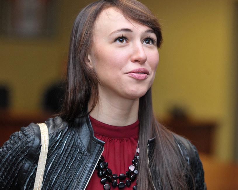 Kasia jest jedną z najpiekniejszych polskich olimpijek /Michał Klag /Reporter