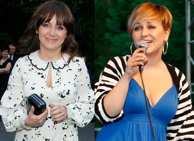 Kasia Klich (na zdjęciu obecnie i w maju 2009 roku) schudła 20 kg /AKPA