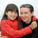 Kasia Kowalska pozuje z córką. Ale wizerunek!