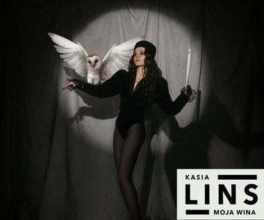 """Kasia Lins """"Moja wina"""": Duszny pop [RECENZJA]"""
