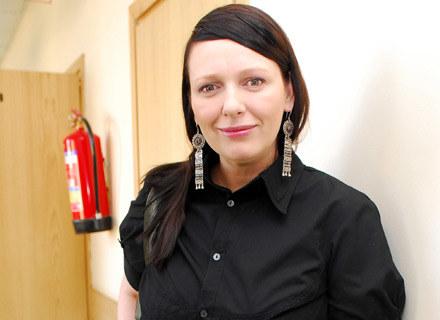 Kasia Nosowska - fot. Andrzej Szilagyi /MWMedia